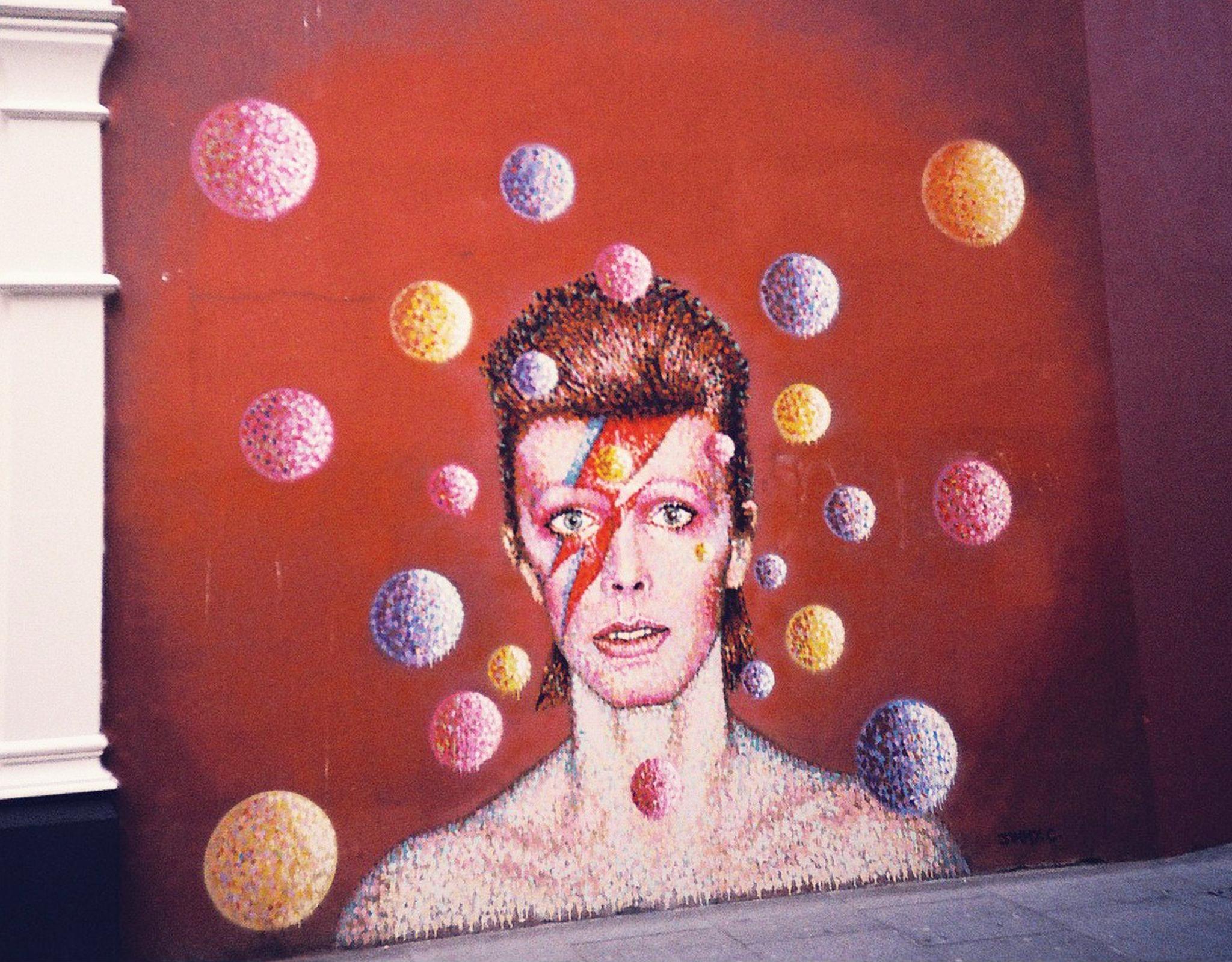 David Bowie nie był moją legendą
