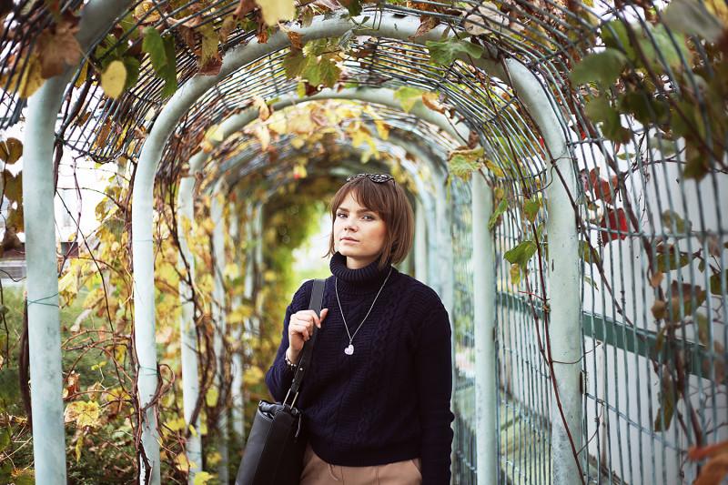 Jesienny weekend w Warszawie