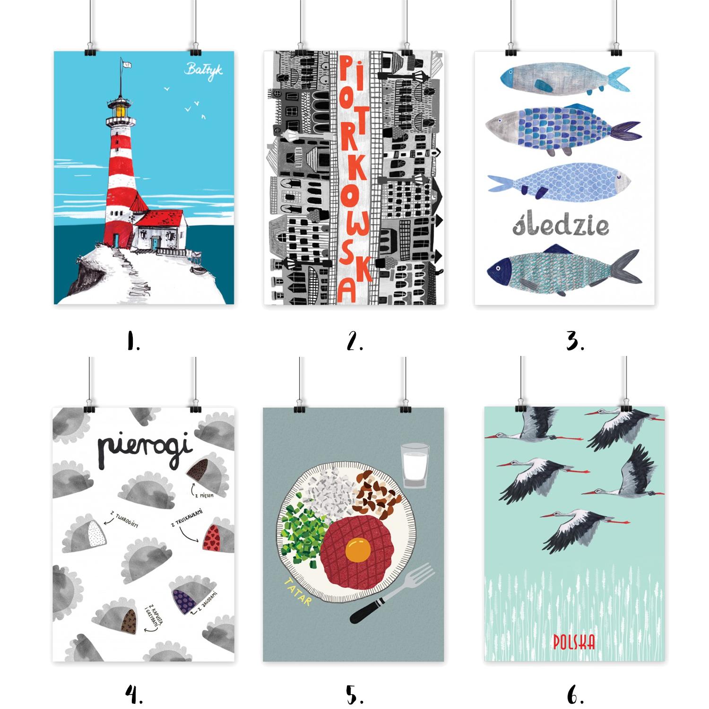 Gdzie kupić designerskie plakaty