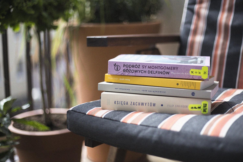 książki, które mnie ostatnio zachwyciły